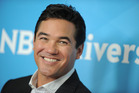 Dean Cain is not a hero but he played one on TV. Photo / AP