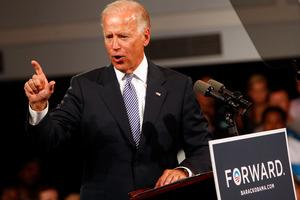 Vice President Joe Biden. Photo / AP