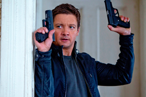Jeremy Renner, as Aaron Cross in 'The Bourne Legacy'. Photo / AP