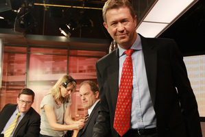 Rumours of strife between David Cunliffe and David Shearer have swirled since their leadership contest. Photo / APN