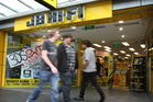 JB Hi-Fi aims to open another store in New Zealand this financial year. Photo /  Greg Bowker