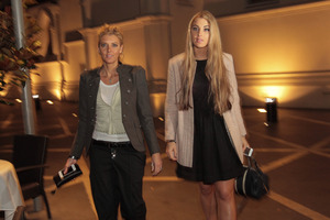 Sally Ridge and daughter Jaime are understood to be receiving $4000 each per episode of The Ridges. Photo / Getty Images