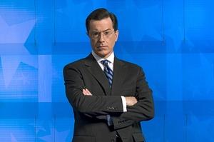 Stephen Colbert. Photo / Supplied