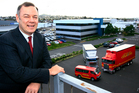 Freightways Limited's Managing Director Dean Bracewell, File photo / Martin Sykes