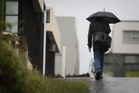A front is expected to bring more heavy rain to already sodden parts of the country. Photo / File