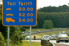 The Land Transport Amendment Bill will make road tolling schemes easier to set up. Photo / NZ Herald