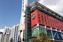 Sky City Casino and hotel in Auckland. Photo / Doug Sherring