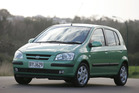 Hyundai Getz. Photo / John Borren