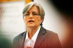 Labour's Health spokeswoman Maryan Street. Photo / Greg Bowker