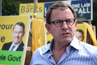 John Banks, ACT's only MP, is firing up debate again. Photo / Jodi Rose
