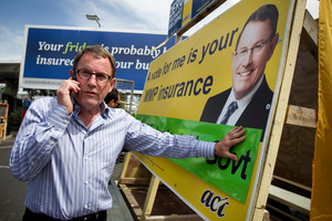ACT leader John Banks said the proposed changes do not offer any additional benefits to New Zealand. Photo / Natalie Slade