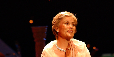 A Dame Kiri Te Kanawa documentary might attract international interest. Photo / Supplied