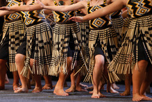 Parents are encouraged to learn about their own Maori tikanga (customs). Photo / APN