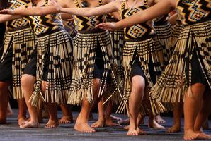 Parents are encouraged to learn about their own Maori tikanga (customs). Photo / APN