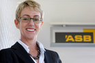 ASB chief executive Barbara Chapman described the bank's result as solid in the face of headwinds from global economic turbulence and subdued credit growth. File photo / APN