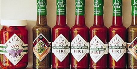 Chilli sauce-maker Kaitaia Fire is one of about 20 Maori businesses that have combined to form IndigenousNZ Cuisine. Photo / Supplied