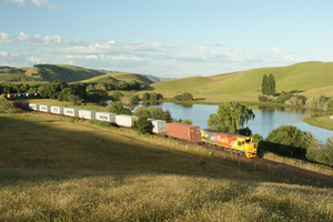 KiwiRail staff are discussing possible industrial action over staff cuts and outsourcing. Photo / File