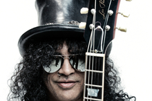 Guitarist Slash. Photo / Supplied.