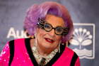 Dame Edna  Everage is  the star of  the  Humphries  show.  Photo / Steven McNicholl