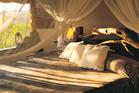 Elsa's room in Meru National Park. Photo / Supplied