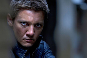 Jeremy Renner stars as Aaron Cross in The Bourne Legacy. Photo / Supplied