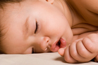 A study has found kids who are persistent and loud snorers at a young age may be more at risk of developing behavioural problems. Photo / Thinkstock