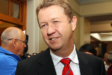 David Cunliffe's fresh shave signals a new leadership challenge. Photo / Getty Images