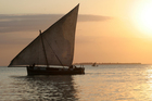 A traditional Swahili dhow. Photo / Thinkstock