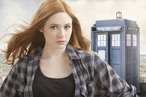 Karen Gillan is leaving Dr Who. Photo / Supplied
