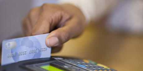 Electronic card spending was up 3pc in August. Photo / Thinkstock