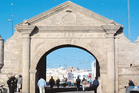 The sleepy port of Essaouira is a huddle of white-washed and fading buildings. Photo / Supplied