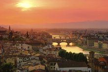 Florence's Ponte Vecchio is everything and more than what first-time tourists expect to see. Photo / Thinkstock