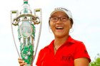 Lydia Ko. Photo / Supplied