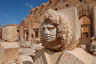 Leptis Magna in Libya was once a thriving city. Photo / Captain's Choice