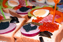 Strict rules ordinarily restrict the trading of street food in Finland, but four times a year, on designated 'restaurant days', ordinary citizens can set up stalls and sell their culinary creations. Photo / Thinkstock