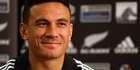 Watch: Sonny Bill Williams: 'I wish I could just stay'
