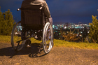 Zachary Kimotho was paralysed after being shot by carjackers. Photo / Thinkstock