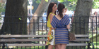 Leighton Meester films scenes for 'Gossip Girl' near New York's Central Park. Tours of the television series' shooting locations are popular with fans of the show. Photo / Creative Commons image by Flickr user stlphotoblogger