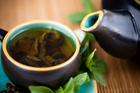 A green tea extract could be used as a skin cancer treatment. Photo / Thinkstock