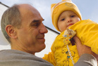 Gene mutations boost an older man's child's risk of schizophrenia, autism and possibly other diseases. Photo / Thinkstock