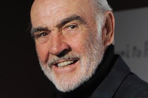Sean Connery. Photo / File photo