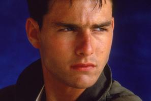 Tom Cruise stars in the Tony Scott movie Top Gun. Photo / Supplied