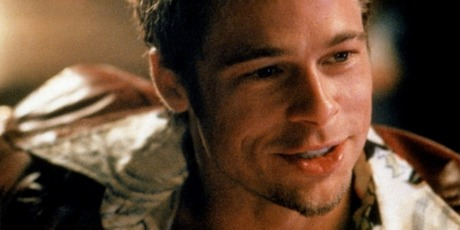 Brad Pitt in the movie Fight Club, one of the best reality-bending films ever. Photo / Supplied