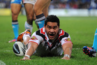 Konrad Hurrell's return to the field after going off injured proved costly for the Warriors against Manly in Perth. Photo / Getty Images