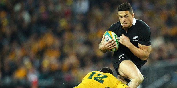 Loading Sonny Bill Williams wants to return to the All Blacks after his sojourn overseas.  Photo / Getty Images