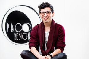 Gilberto Navas-Cotte co-owner of Paco Design Store. Photo / Babiche Martens
