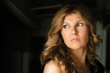 Actress Connie Britton as Vivien Harmon in American Horror Story. Photo / Supplied