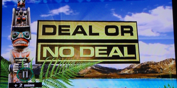 Australia's 'Deal or No Deal'. Photo / Supplied