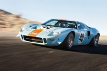 The 1968 GT40 was valued at US$8 million ($13.6 million) but went for US$11 million. Photo / Supplied