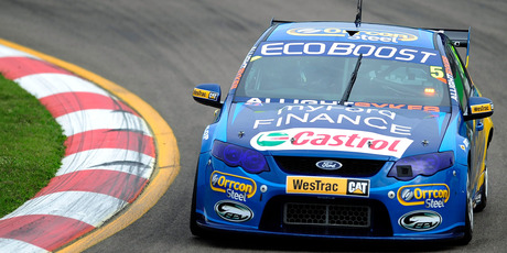 Mark Winterbottom is aiming for a quick start. Photo / Christine Cornege